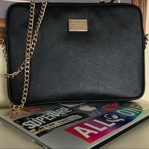 MICHAEL KORS Padded Laptop Sleeve Crossbody Bag